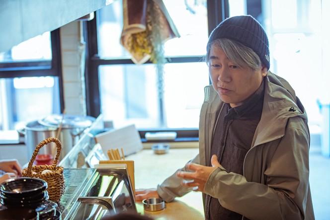発起人である長内研二さんは登山歴約6年。トレイルランニングも楽しんでいる