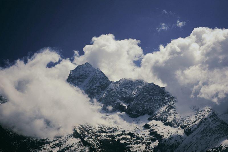 ネパールにて(提供写真)