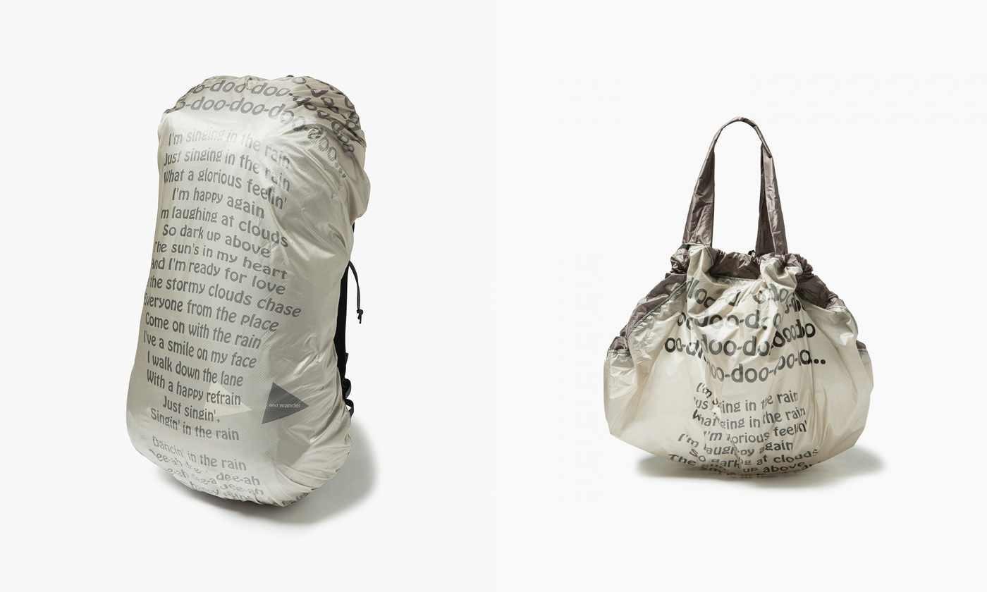 「シルカバーバッグ」¥9,000+税(写真:アンドワンダー提供)
