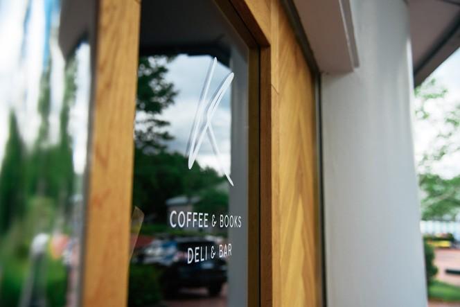 八ヶ岳自然文化園内に新設されたカフェ「K」