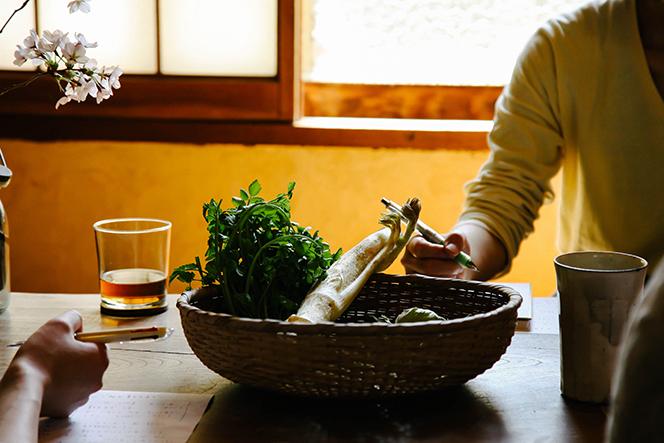 料理教室は毎回、編集者とともに企画し、レシピを起こしている(提供写真)