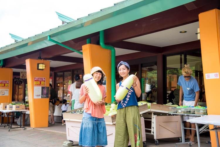 cammocの代表三宅さん(右)・関根さん(左)