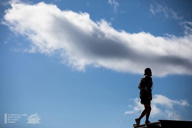 階段を登りきると天空でした(Photo:Sho Fujimaki)