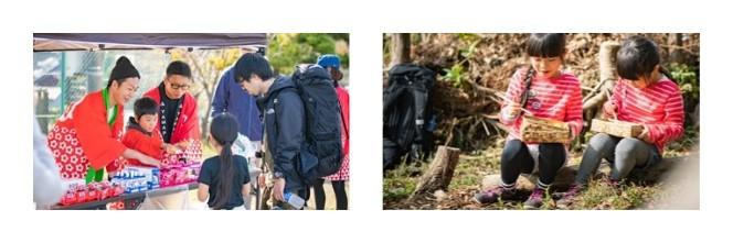 ハイキングに欠かせない行動食は「森永製菓」の「エナジーピットイン」でキャラメルやウィダーinゼリー等をご提供いただいた。
