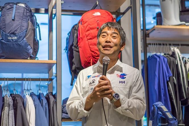 石垣島は質の高い「癒しの場」として、心が軽くなり爽やかな気持ちになって帰れる場所、と語る白石さん