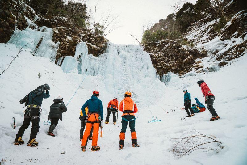 夏沢鉱泉アイスギャラリー・G4