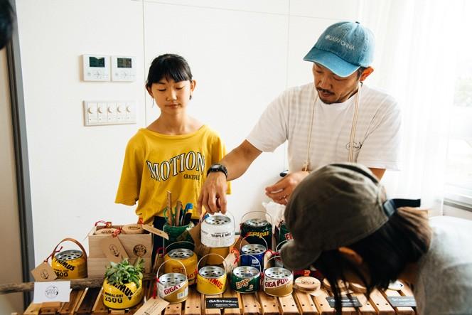 新潟県阿賀野市の自宅兼ガレージで活動する、FREE MADEさん