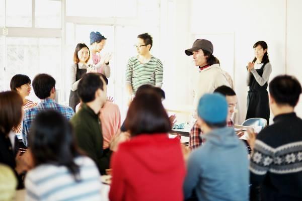 イベントの様子@東京・世田谷ものづくり学校