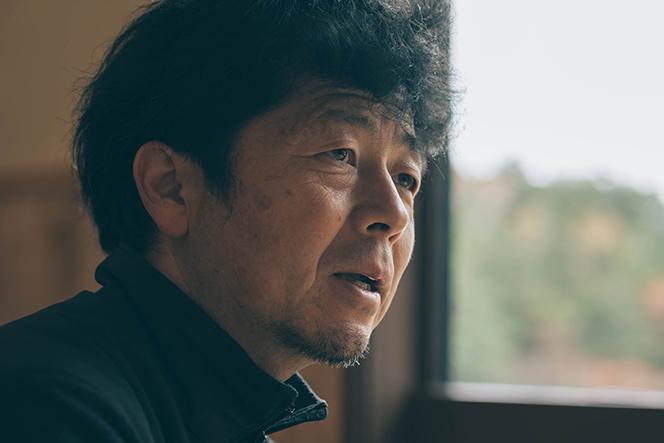 白駒荘小屋主 辰野廣茂さん