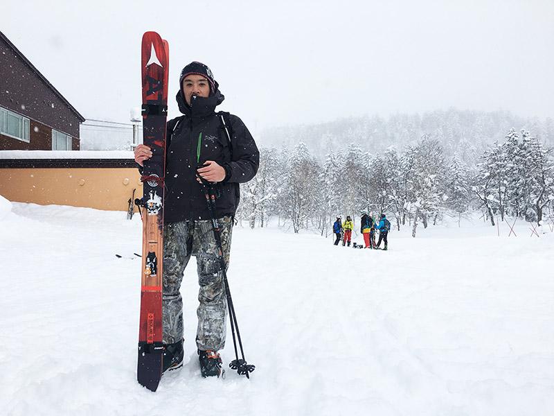 今シーズンの旭岳は積雪も豊富!出来れば春までにもう一度訪れたいなと思っています。