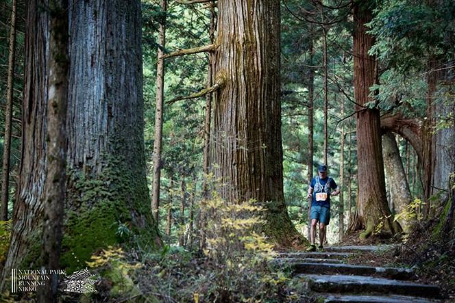 レースという特別な状況で、日光の非日常な自然を体験(Photo:Sho Fujimaki)