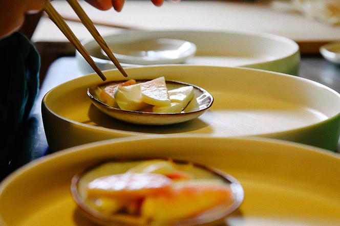 口コミで参加者が広がっている料理教室(提供写真)