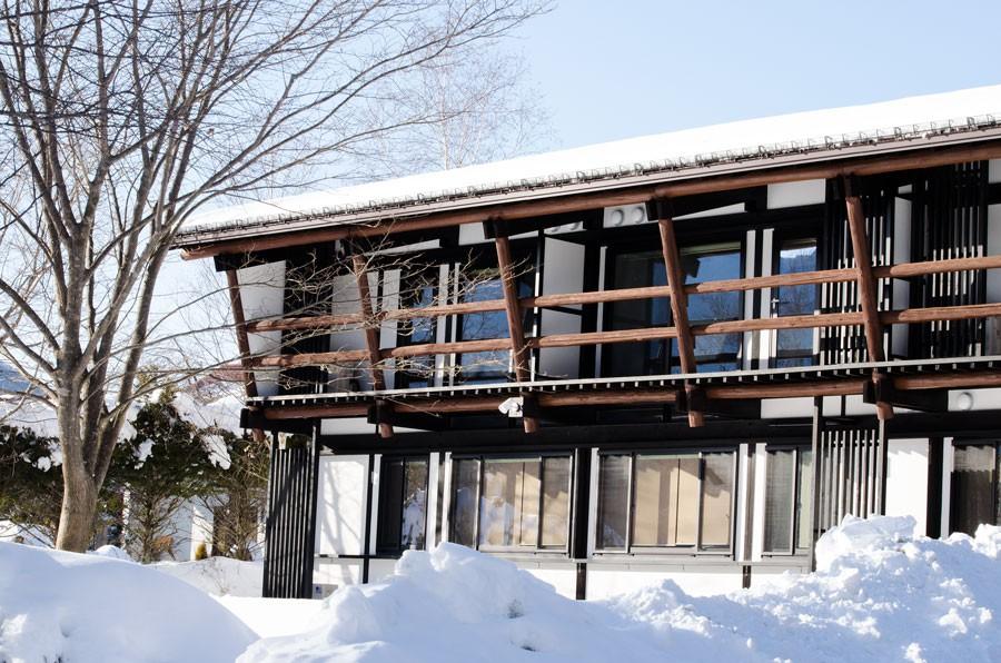 長野県富士見町で津田さんが運営するシェアオフィス『富士見 森のオフィス』