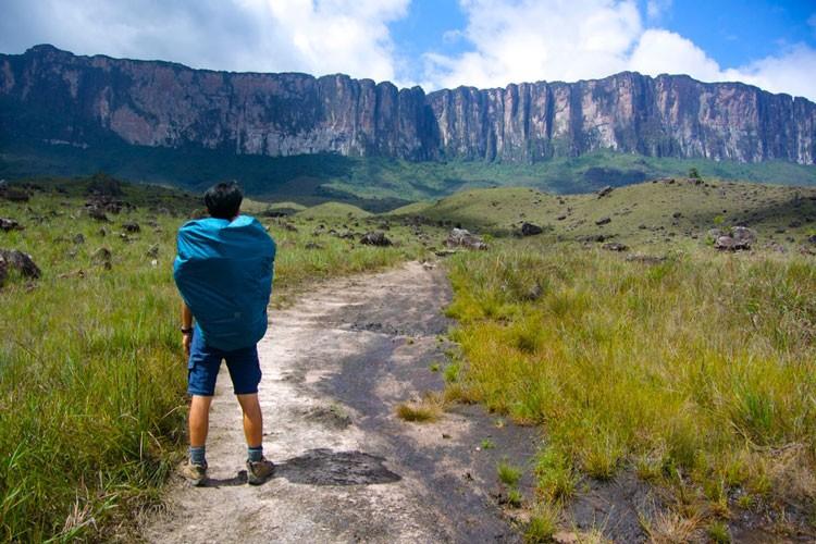 ベネズエラ・ロライマ山