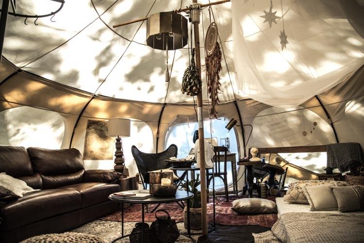 代官山 federicoによる、どこか冒険心くすぐられるような西洋的な内装