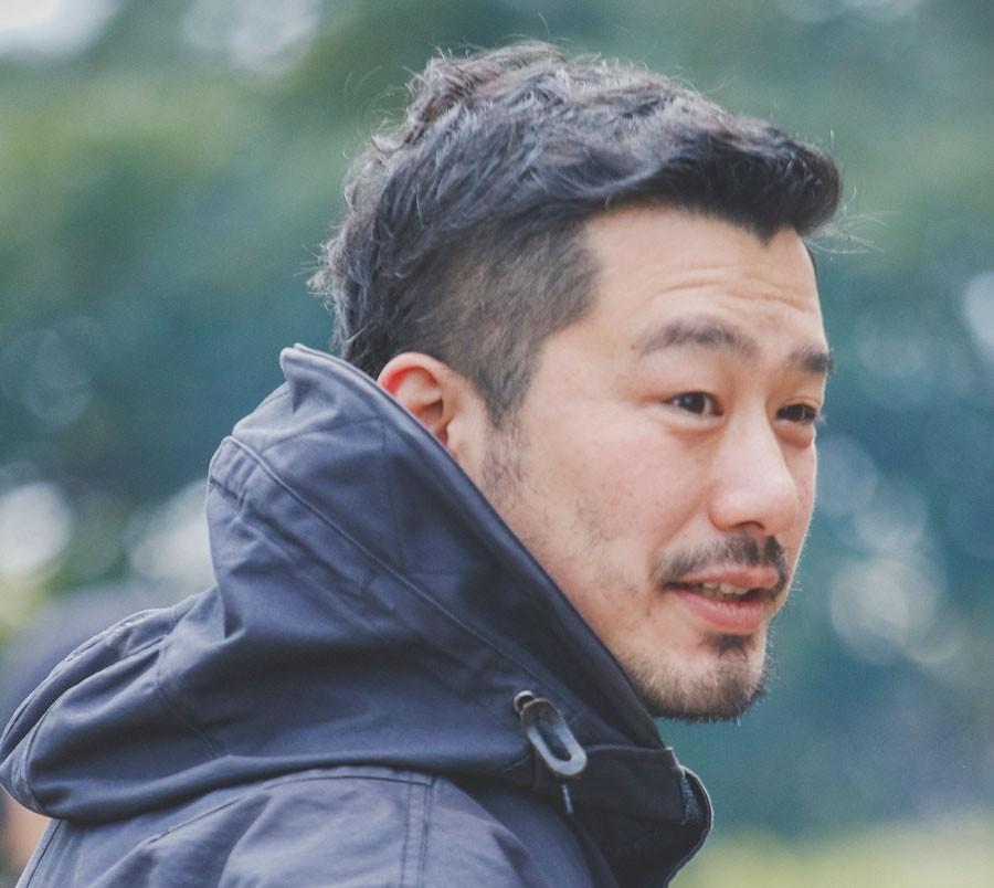 DIYer(s)プロデューサーの前田さん。暮らしを楽しむアイディアの宝庫です。