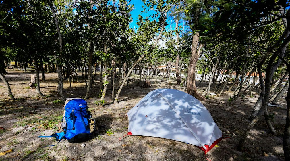 道具 ソロ キャンプ