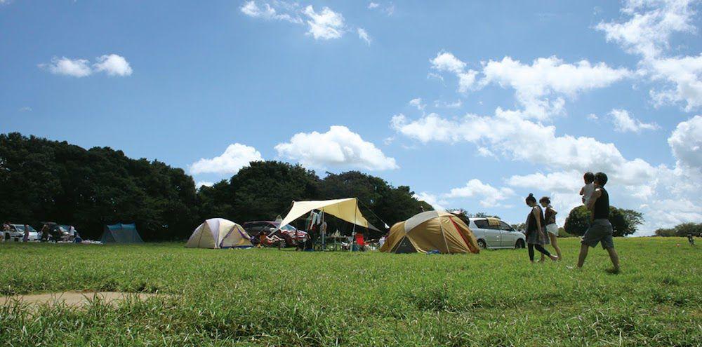 第3位  成田ゆめ牧場ファミリーオートキャンプ場