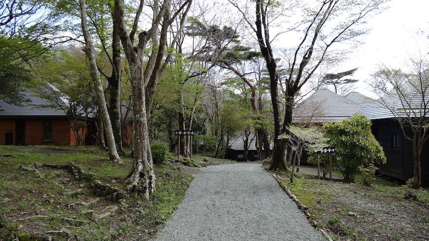 芦ノ湖キャンプ村レイクサイドヴィラってどんなキャンプ場?