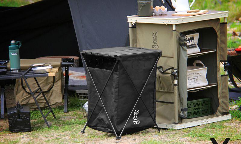 ディーオーディー/ステルスエックス ゴミを隠すゴミ箱