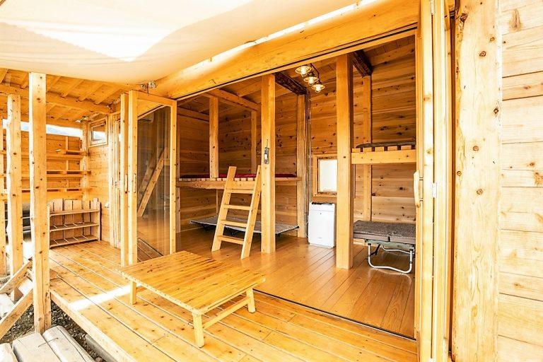 快適な設備で充実したキャンプを楽しもう