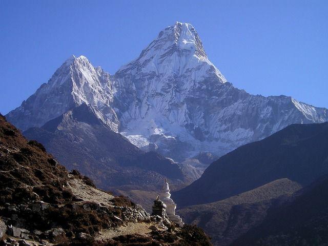 人類未踏峰の山はアジアに多い!?