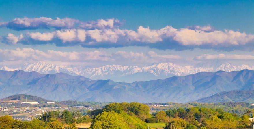 日本百名山とは?初心者でも登頂可能な山をご紹介!