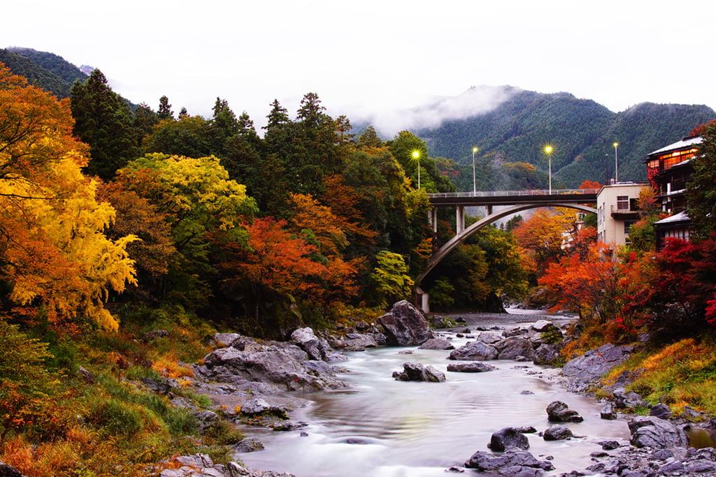 【東京都】御岳渓谷
