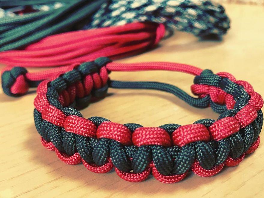 【ロープの編み方その6】ソロモンステッチ