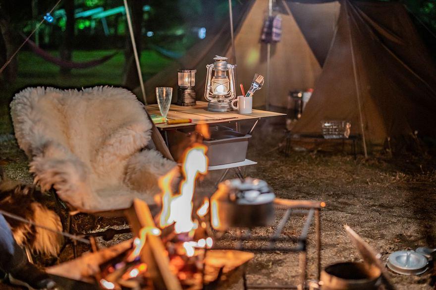 キャンプスタイルやギアへの趣向の多様化